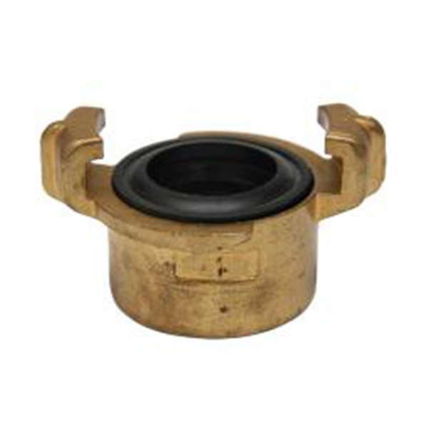 BRASS GEKA COUPLING FEMALE