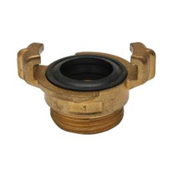 BRASS GEKA COUPLING MALE